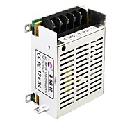 abcd234 Angibabe 60W Switch Power Supply Driver For LED Strip light 12V 5A, AC200~240V Input