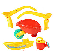 14 peças multicoloridas Sand and Water Beach Toys Toy