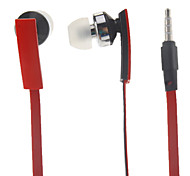 Universal PQK588 3.5mm Music Headset for Samsung and Apple Cell Phones