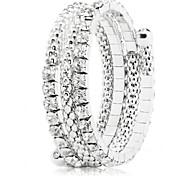Fashion Claw Chain Coil Bracelet