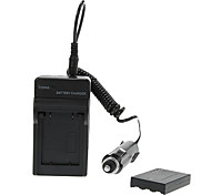 ismartdigi 800mAh Camera Battery+Car Charger for Canon IXUS i5 i2 750 IS IIS SD20 PC1060