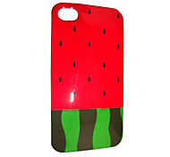 Cute Watermelon Pattern Back Case for iPhone 5/5S