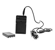 ismartdigi 1050mAh Camera Battery+Car Charger for Canon IXUS 500 430 V2 V3 400