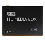 1080P Full HD Mini Multi-Media Player for TV (Supporting USB, SD Card Co-131)