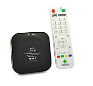 Ourspop U72 Четырехъядерный процессор для Android 4.2.2 Google TV Player 2GB RAM 8GB ROM Wi-Fi HDMI TF