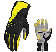 Glove Cycling / Bike All / Men's Full-finger Gloves Protective / Anti-skidding / Keep Warm / Wearable / Breathable / WearproofSpring /