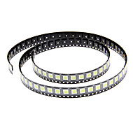 DIY 5050SMD 5-15LM Ice Light Blue Chip LED (2.8-3.6V/100pcs)