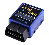 High speed Vehicle OBD-II Diagnostic Tools Scanner ELM-327 Interface  B06