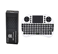 Ourspop MK808B + Rii I8 Air Mouse Dual-Core Android 4.2.2 Mini PC Google TV Player 1GB RAM 8GB ROM