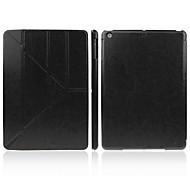 Enkay auto-sleep / wake-up caso multi-dobrável para iPad mini 3, mini iPad 2, iPad mini w / stand (cores sortidas)