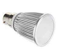 Faretti COB B22 5 W 235 LM Bianco caldo AC 85-265 V