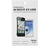 2 in 1 Professionele Frosted lcd screen protector + Body Protective Film Kit voor iPhone 4