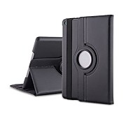 360 Degree Rotating Auto Sleep & Wake Up Case Cover PU Leather Case with Stand for iPad 2/3/4