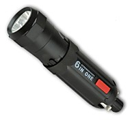 Max Power V8  8 in 1 Multi Portable Screwdriver with 3 LED Torch Tools Set Flashlight