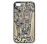 Elonbo J2E Mooie Olifant Case Cover voor iPhone 4/4S