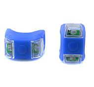 Bike Light , Rear Bike Light / Bike Lights - 3 Mode Lumens Waterproof Cell Batteries Battery Cycling/Bike Blue Bike Others