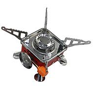 Открытый Отдых Портативный мини Плита с электронными Зажигалка