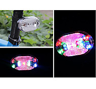 Bike Light , Rear Bike Light / Bike Lights - 3 Mode Lumens Cell Batteries Battery Cycling/Bike Multicolor Bike Others