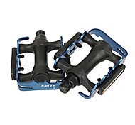 FJQXZ Aluminum+Nylon Blue Pedal With Anti-slip Nails