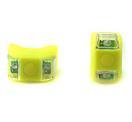 Bike Light Bike Lights / Rear Bike Light LED Waterproof Lumens Battery Yellow Cycling/Bike-Others