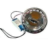 GU5.3(MR16) Spot LED AR111 1 LED Intégrée 600-700LM lm Blanc Naturel Décorative AC 100-240 V