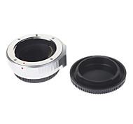 Tube Lens Adapter / Extension électronique 43-M43 (Argent)