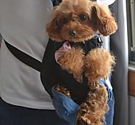 trasportino arieggia portatile netto davanti borsa zaino per animali cani
