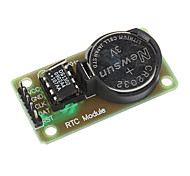 DS1302 2.0V-5.5V Real Time Clock Board Module with CR2032 Button Battery New