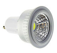 GU10 4 W COB 320 LM Cool White Dimmable Spot Lights AC 220-240 V