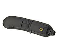 Q-2-Schulter-Streifen für Kamera / Camcorder (Schwarz)