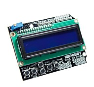 "2.6"" LCD Keypad Shield for (For Arduino) (Works with Official (For Arduino) Boards)"