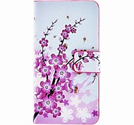 Pink Plum Flower Case for iPhone 4/4S