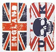 череп& Британия флаг Samsung аргументы за s4 9500
