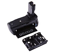 Multi-Power Vertical Battery Grip Holder for Canon EOS 7D Camera as BG-E7