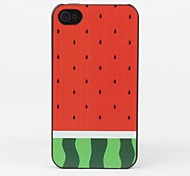 Water Melon Protective Back Case for iPhone 4/4S