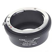 FOTGA Nikon(G)-M4/3 Digital Camera Lens Adapter/Extension Tube