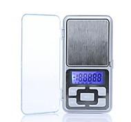 Alta Precisión Mini electrónico digital joyería Escala del bolsillo de pesaje Balanza portátil 200g/0.01g
