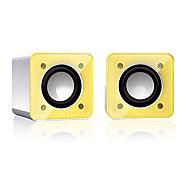 060 Volume Control Bass Portable Loudspeaker Box for Laptop/PC