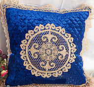 Classic Euro Retro Colorful Decorative Pillow With Insert-4 Color Available