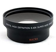 General 67mm 0.43X Wide Angle Lens Filter Set