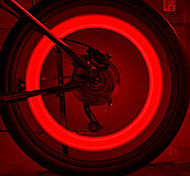 Radlichter , Rad beleuchtet / Radlichter - 4 oder mehr Modus Lumen Batterien Batterie Radsport/Fahhrad Rot Fahhrad Others