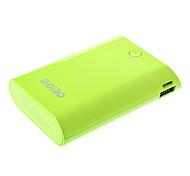 Cibo-7800-GN 7800mAh External Battery for Mobile Device Green