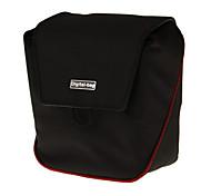 Mini New F2600-BK One-shoulder Camera Bag (Black)