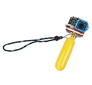 Bobber Yellow Floating Hand Grip for Gopro Camera