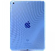 Simple Design TPU Soft Case for iPad Air(Assorted Colors)