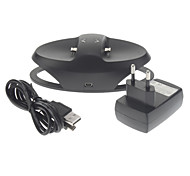 Dual Charge Station for PS4 Controller (Black)