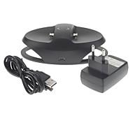 Dual-Ladestation für PS4 Controller (schwarz)