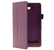 Sólido Cuero Color caja de la PU de cuerpo completo con soporte para Dell Venue Pro 8 (varios colores)