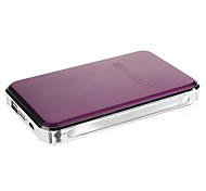 Batería externa múltiples salidas 20000mAh para el iphone 6/6 más / 5s / 4s / 5 / samsungs3 / S4 / S5