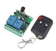 VGG06 DC 12V   2-Channel Multi-Functional Wireless Remote Switch / Remote Controller